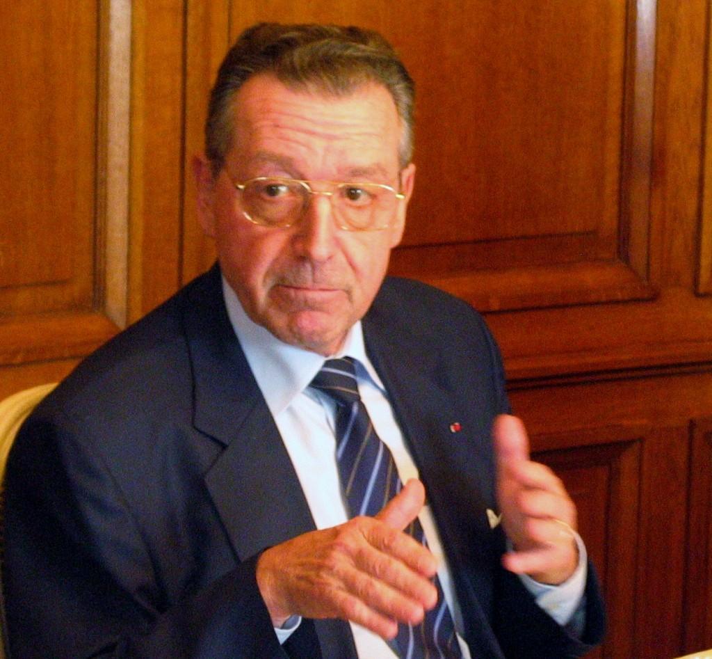 Jacques Delmas-Marsalet, membre du collège de l'Autorité des marchés financiers (AMF), a aussi été président par Interim de l'autorité boursière française en 2012. (photo © GPouzin)