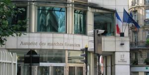 Siège de l'Autorité des marchés financiers (AMF), 17 Place de la Bourse, à Paris (photo © GPouzin)