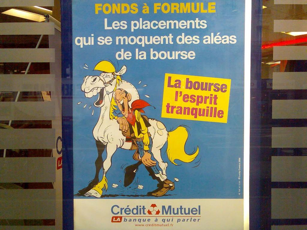 Beaucoup de placements à formules n'ont pas tenu leurs promesses (photo © GPouzin)
