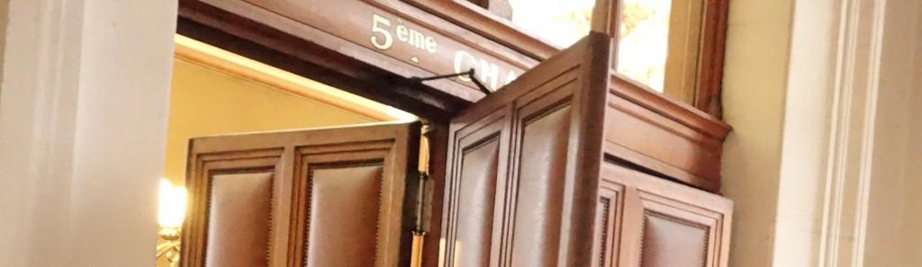 Douze ans après les faits, les dérives de l'ex-PDG de Vivendi sont rejugées devant la 5ème chambre correctionnelle de la cour d'appel de Paris, en novembre 2013 (photo © GPouzin)