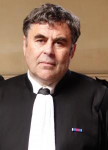 L'avocat Frédérik-Karel Canoy réclame justice pour les actionnaires lésés par Vivendi. (photo © GPouzin)