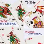 Une partie de poker menteur se joue au procès en appel de l'ex-patron de Vivendi, en novembre 2013, devant la 5ème chambre de la Cour d'appel de Paris.