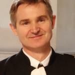 Maître Nicolas Lecoq-Vallon, avocat des épargnants, après une audience du procès Cref. (photo © GPouzin)