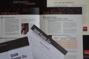 Les souscripteurs de SGAM Premier Cru ont-il cru faire un bon placement ? (photo © GPouzin)