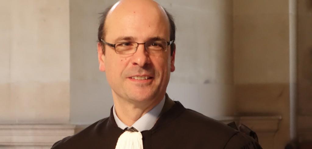 Maître Stéphane Bonifassi, avocat du Comité d'information et de défense des sociétaires du Cref (CIDS-Cref). (photo © GPouzin)