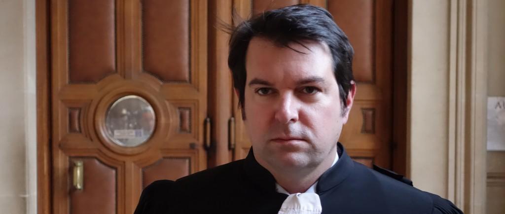 Maître Yann Le Bras, avocat liquidateur de la mutuelle qui gérait le Cref, chargé d'indemniser les victimes avec les actifs récupérés (photo © GPouzin)