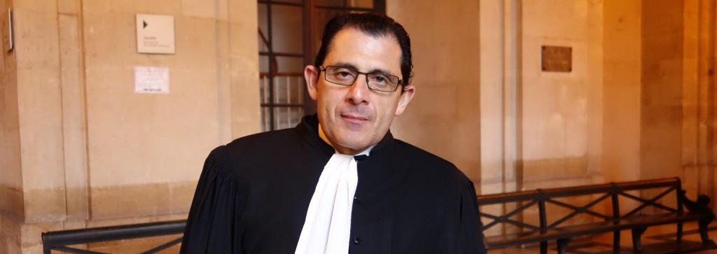 Au procès pénal des dirigeants d'Altran, un des salariés victime de représailles pour avoir refusé d'être complices des fraudes était défendu par Maître Frédéric Michel. (photo © GPouzin)