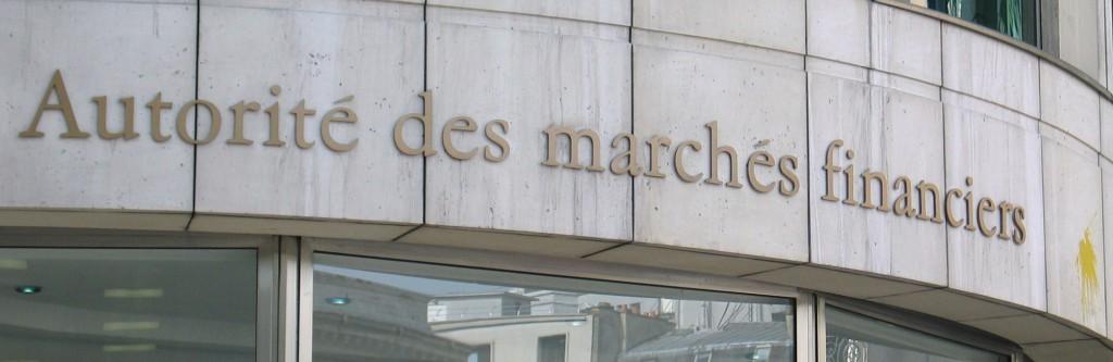 Siège de l'Autorité des marchés financiers (AMF), le gendarme de la Bourse français (photo © GPouzin).