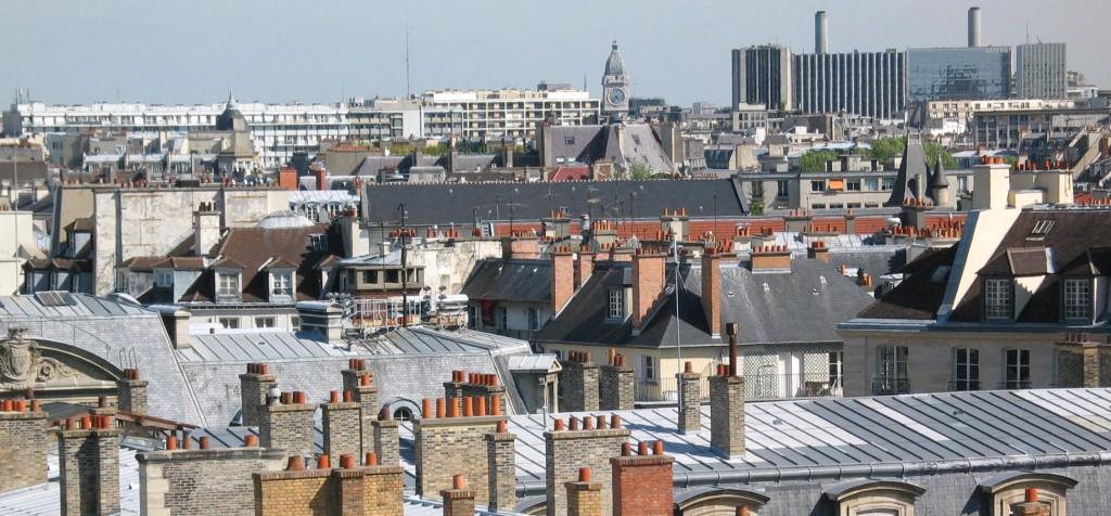 La valorisation des actifs immobiliers parisiens suscite souvent des convoitises (photo © GPouzin).