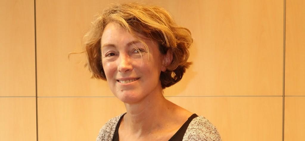 Natalie Lemaire, directrice des relations avec les épargnants à l'Autorité des marchés financiers (AMF), veut informer les consommateurs grand public sur les arnaques financières, comme celles du Forex. (photo © GPouzin)