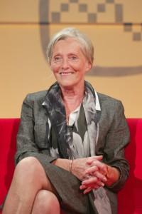 Colette Neuville, présidente de l'Adam défend les minoritaires depuis 1992, elle est intervenue cette année dans les dossiers  Veolia, Vivendi, Alstom et Club Med.
