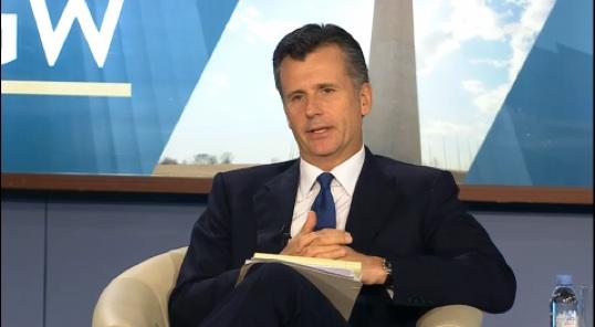 Philipp Hildebrand, Vice-président du board de BlackRock Inc., leader, gouvernance, FMI