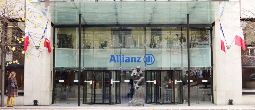 Après dix ans de polémique sur l'ampleur des capitaux d'assurance vie non distribués à leurs bénéficiaires, Allianz est le troisième assureur sanctionné par l'ACPR pour mise en conformité tardive de l'identification des bénéficiaires. (photo © GPouzin)
