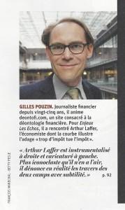 A l'occasion d'une collaboration pour le magazine Enjeux Les Echos, la présentation de Deontofi.com publiée par nos confrères a permis de faire découvrir le site de la déontologie financière à leurs lecteurs.