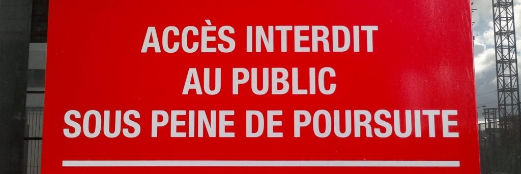 Sous prétexte de protéger la confidentialité de leurs affaires, la Loi Macron voulait interdire l'accès du public aux comptes des entreprises. Une mesure obscurantiste à la portée finalement limitées à certaines PME. (photo © GPouzin)