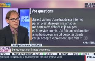 Invité sur BFM TV dans l'émission Intégrale placements, Gilles Pouzin répondait à des questions de lecteurs et d'auditeurs fréquemment posées sur Deontofi.com.