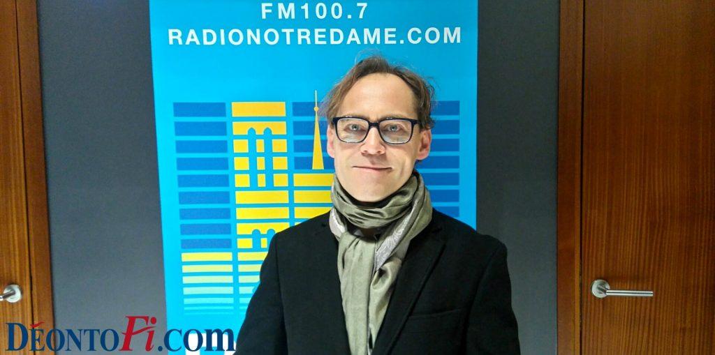 GillesPouzinRadioNotreDameParis20160301