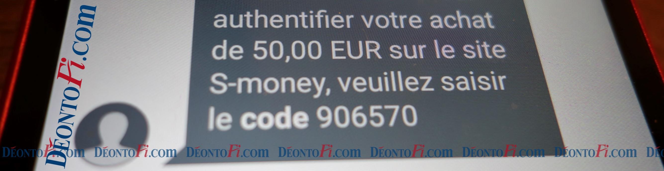 Fraude aux cartes de crédit avec code SMS, les banques doivent