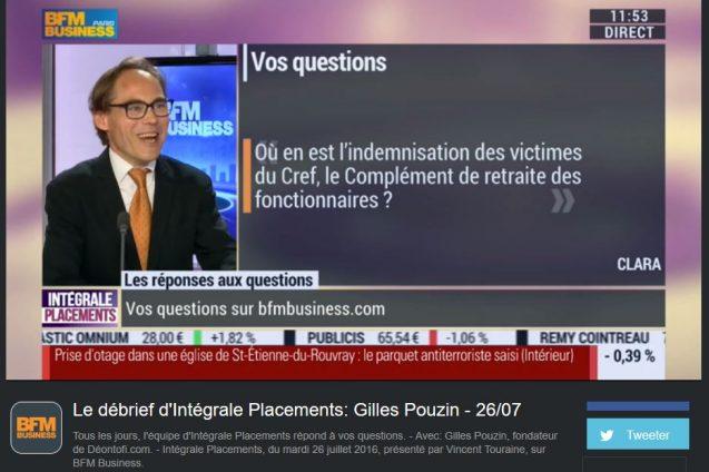 La condamnation des dirigeants du Cref par la Cour d'appel de Paris, le 21 juin 2016, relance les perspectives d'indemnisation des 450 000 épargnants trompés par ce Complément d'épargne retraite des enseignants et fonctionnaires.