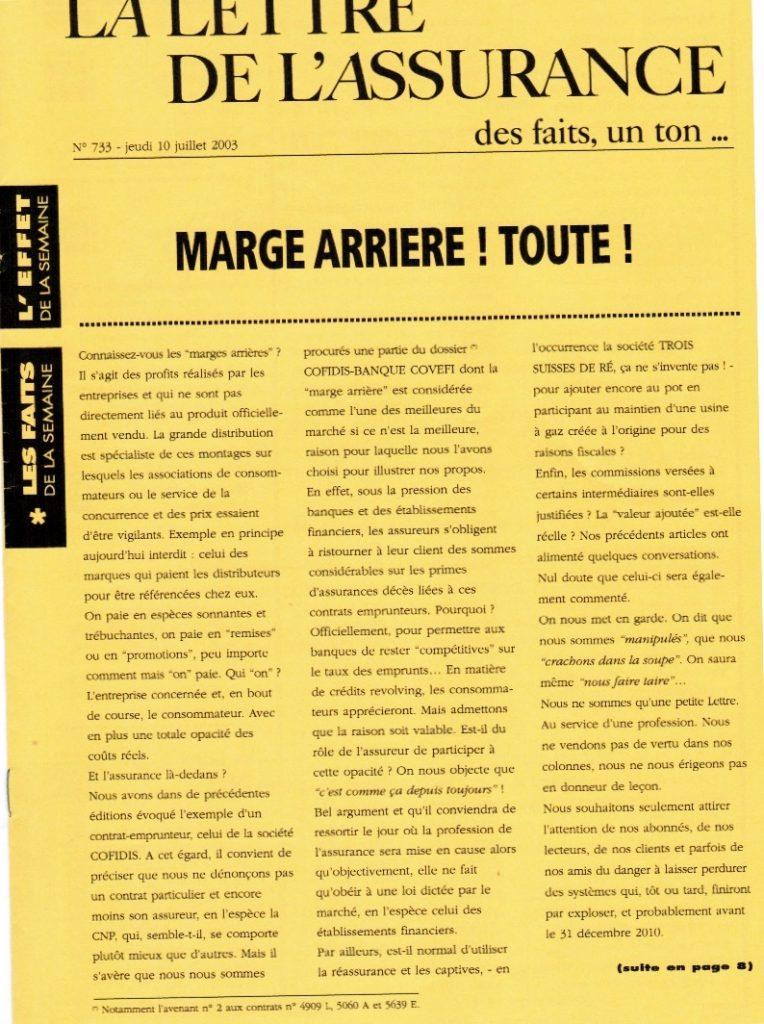 LdA733AssuranceEmprunteurMargeArrière200307