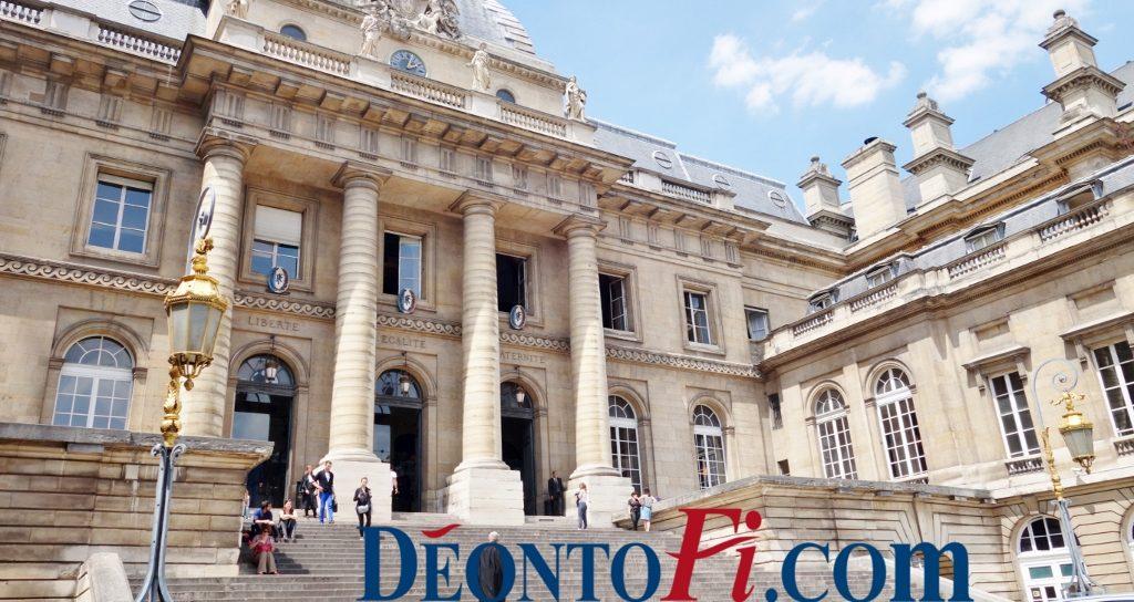 Après neuf ans de procès, la Cour d'appel de Paris a condamné sans équivoque le détournement des profits sur les assurances décès revenant aux emprunteurs. Voici ce que disent les juges de cette magouille entre banquiers et assureurs. (photo © GPouzin)