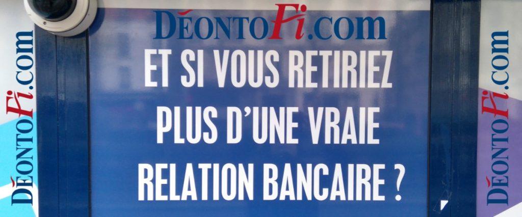 Et si vous tiriez plus d'une vraie relation bancaire ? (photo © GPouzin)